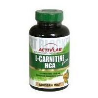 ActivLab L-Carnitine plus HCA 50 kaps. L-karnityna i Garcinia