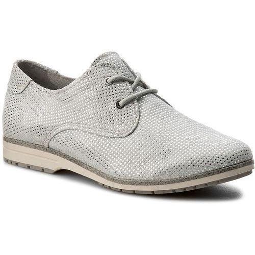 Oxfordy - 2-23617-28 lt.grey metall 237, Marco tozzi