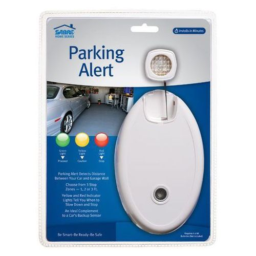 Sabre red Czujnik parkowania do garażu car parking