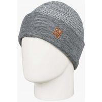 czapka zimowa QUIKSILVER - Cedar Beanie Black Heather (KRPH)