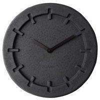 Zuiver Zegar PULP TIME okrągły czarny 8500022
