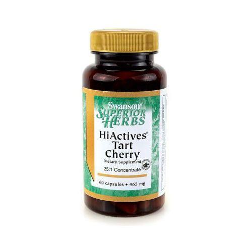 Swanson HiActives Tart Cherry extract 60 kaps