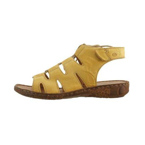 Sandały JOSEF SEIBEL Rosalie 13 79513 95 800 Gelb