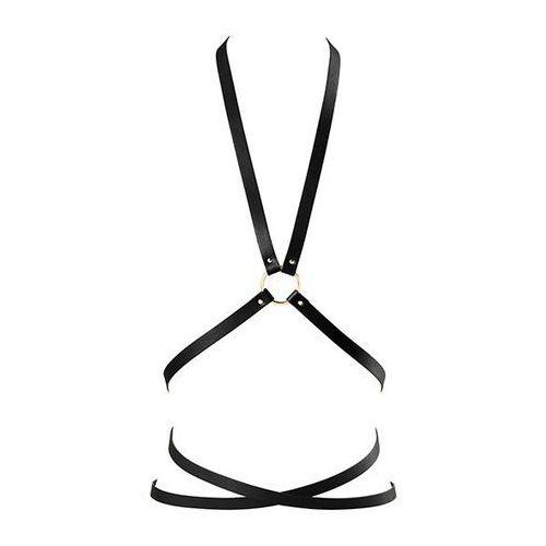 Bijoux indiscrets Uprząż - maze multi position body harness black