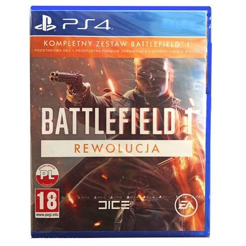 Electronic arts Battlefield 1 rewolucja gra pc