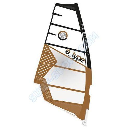 Żagiel e type brown/black 2016 North sails