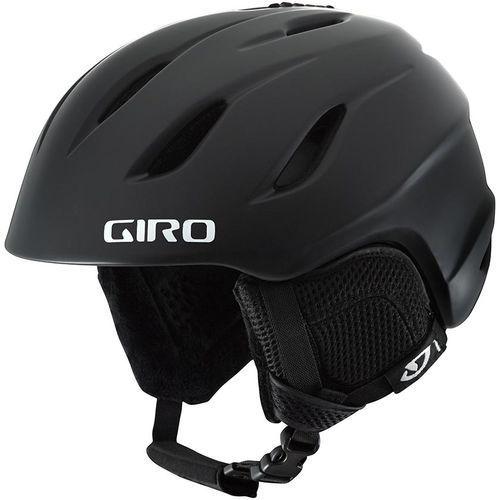 Giro kask narciarski nine jr mat black s (52-55,5 cm)