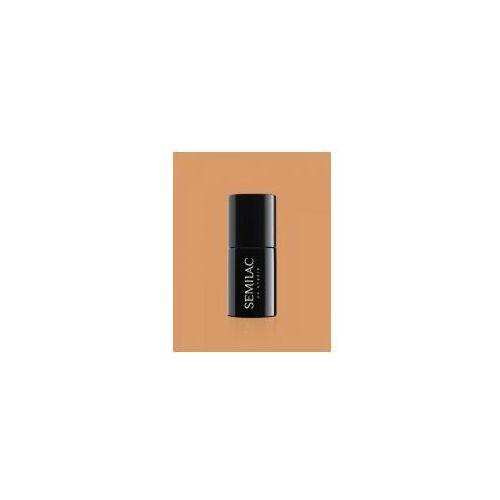 Lakier hybrydowy 529 beige, 7ml - krótka data ważności (11.2019) marki Semilac