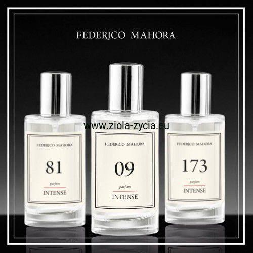 Perfumy intense damskie (50ml) - fm world by federico mahora marki Federico mahora - fm group