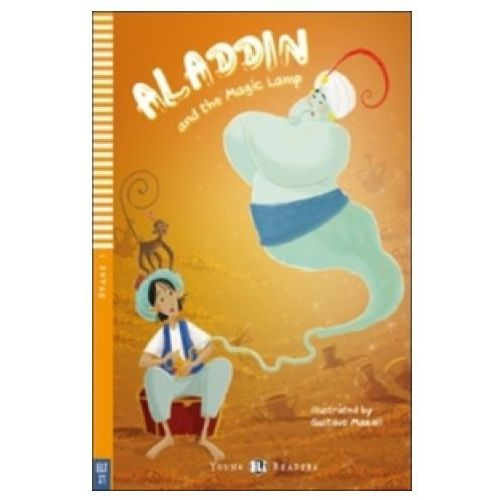 Young Eli Readers - Aladdin and the Magic Lamp + CD Audio (9788853607676)