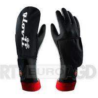 GLOVII GYBXL Ogrzewane rękawiczki uniwersalne z wodoodporną osłoną XL (czarny)