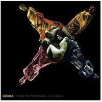 Temporary residence Grails - black tar prophecies vol's 4 / 5 & 6