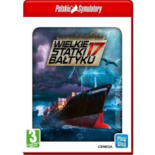 Gra PC Wielkie statki Bałtyku 2017