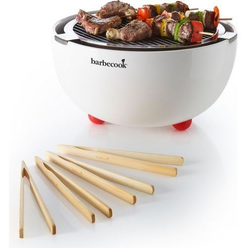 Barbecook Grill grill węglowy joya white barbecook (5400269239350)