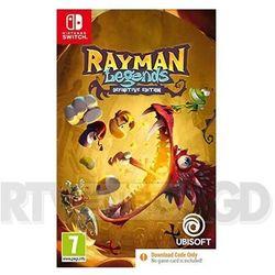 Rayman Legends Definitive Edition Gra Nintendo Switch UBISOFT