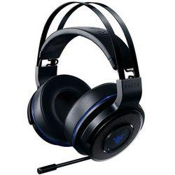 Razer Słuchawki Thresher 7.1 do PlayStation 4, czarny/niebieski (RZ04 R3M1)