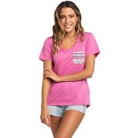 koszulka RIP CURL - Beauty Pocket Tee Rose Violet (8286)