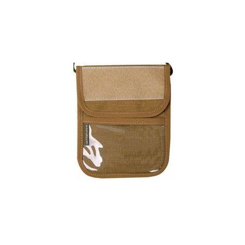 a4237f5a0f191 Zobacz ofertę Paszportówka WISPORT PATROL cordura COYOTE (PATROL.COYOTE)