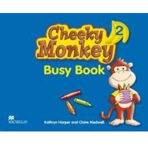 Cheeky Monkey 2 WB MACMILLAN - Kathryn Harper, Claire Medwell (9780230011502)