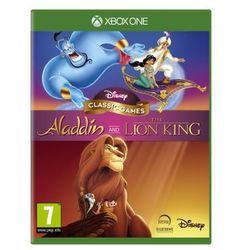 Aladdin & The Lion King (Xbox One)