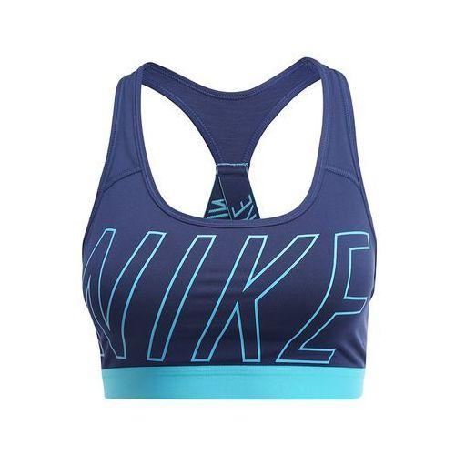 Nike Performance PRO CLASSIC Biustonosz sportowy binary blue/chlorine blue