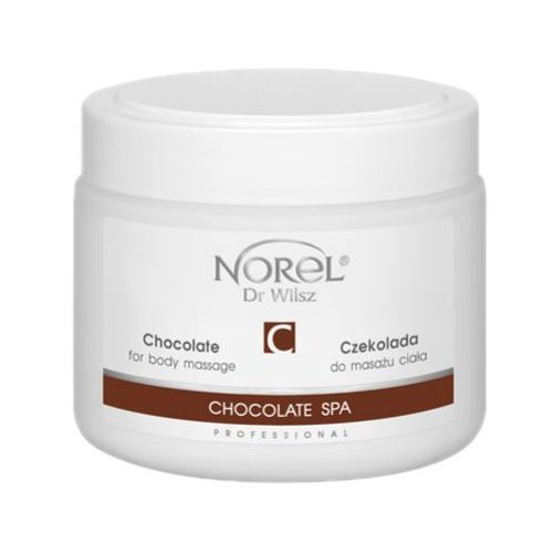 Norel (dr wilsz) chocolate spa chocolate for body massage czekolada do masażu ciała (pb234)
