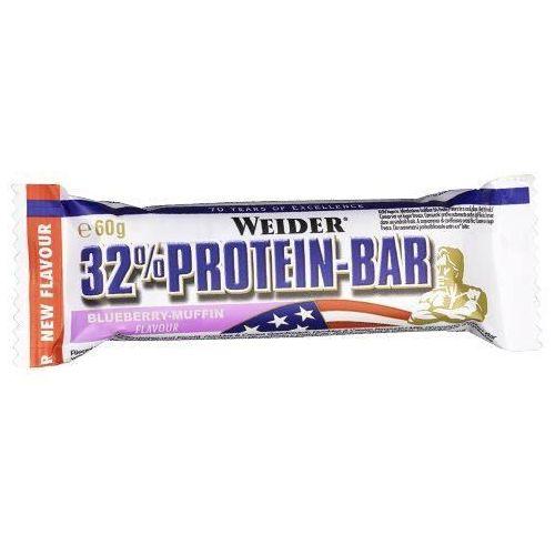 WEIDER Baton Protein Bar 32% - 60g - Strawberry