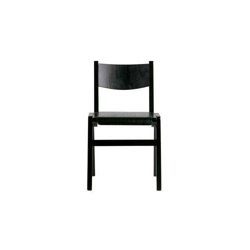 krzesło academy school czarne 800886-z marki Be pure