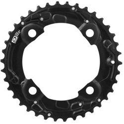 Tarcza mechanizmu korbowego Shimano SLX FC-M675 38T aluminium, czarna