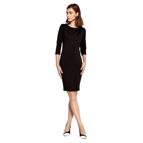 Sukienka - czarny - s88 mała czarna marki Nife