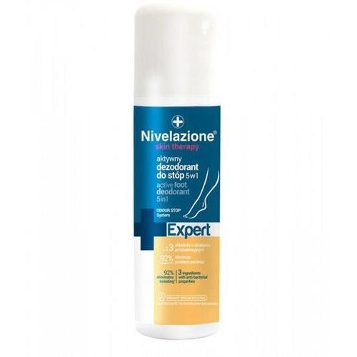 NIVELAZIONE Skin Therapy aktywny dezodorant do stóp 5w1 150ml - Znakomita promocja