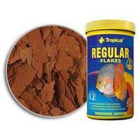 Tropical regular pokarm płatkowany dla paletek z l-karnityną 300ml/55g