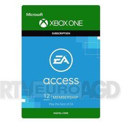 Subskrypcja EA Access (12 mc-y) [kod aktywacyjny]