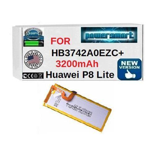 Powersmart Amumulator do huawei p8 lite hb3742a0ezc+ 3200mah