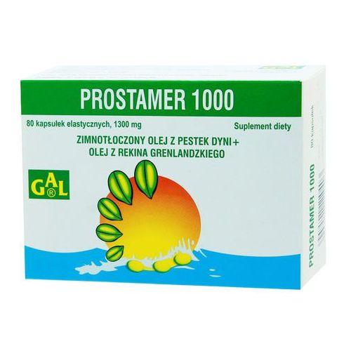 Prostamer 1000 kaps.elast. - 80 kaps. (5907501110403)