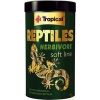 soft line reptiles herbivore 250ml/65g marki Tropical
