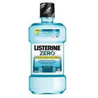 Listerine zero płyn do płukania jamy ustnej mild mint 250ml marki Johnson&johnson