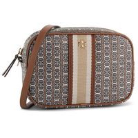 Torebka TORY BURCH - Gemini Link Canvas Mini Bag 57743 Light Umber Gemini Link 905