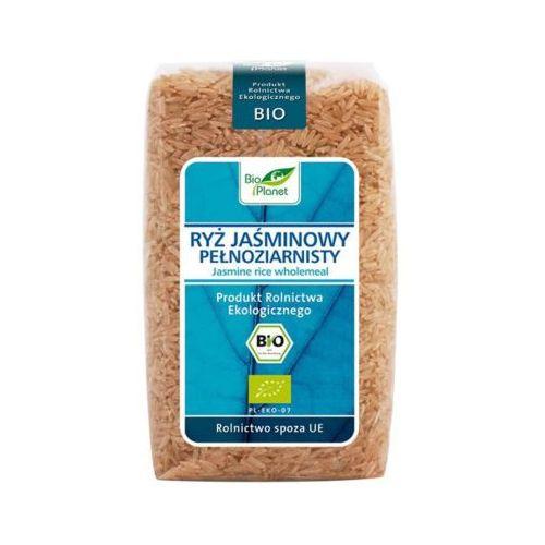 BIO PLANET 500g Ryż jaśminowy pełnoziarnisty Bio