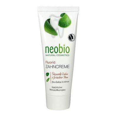 Pasty do zębów NeoBio biogo.pl - tylko natura