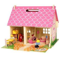 Domki dla lalek  Bigjigs Toys Mall.pl