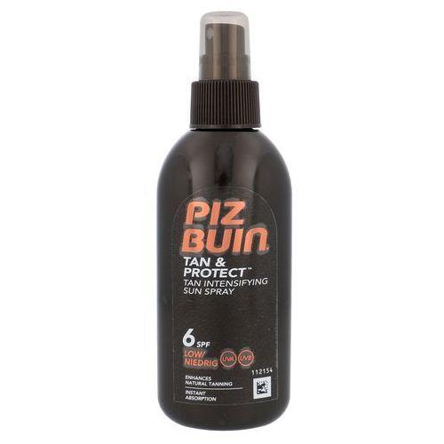 Piz Buin Tan Intensifier Sun Spray SPF6 150ml W Opalanie - Ekstra oferta