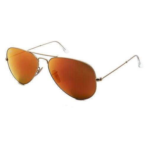 8513e2cee11356 Ray-Ban Ray-ban Okulary słoneczne rb3025 aviator flash lenses 112 69