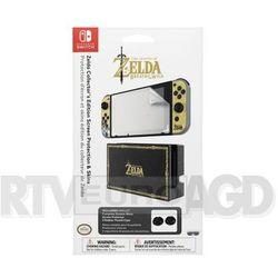 Folia na ekran zelda collector's edition screen protection & skins do nintendo switch marki Pdp