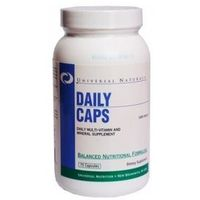 Universal Daily Caps - 75 caps