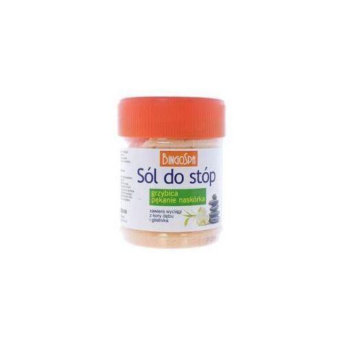 Sól do stóp RELAKS przeciw grzybicy i pękającym naskórkom - Najlepsza oferta