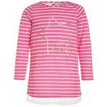 OshKosh EYELET TRIM Bluzka z długim rękawem pink (0190795755657)