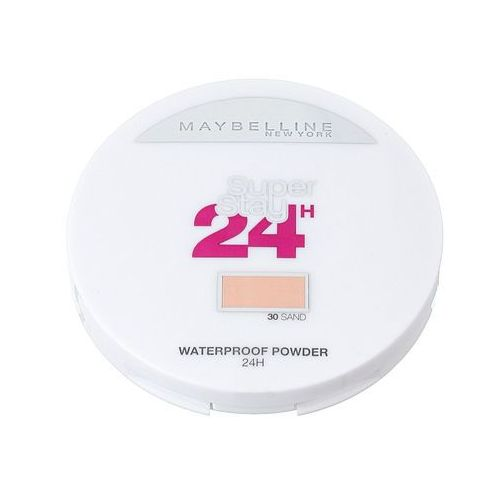Maybelline superstay 24h long-lasting puder wodoodporny odcień 30 sand 9 g
