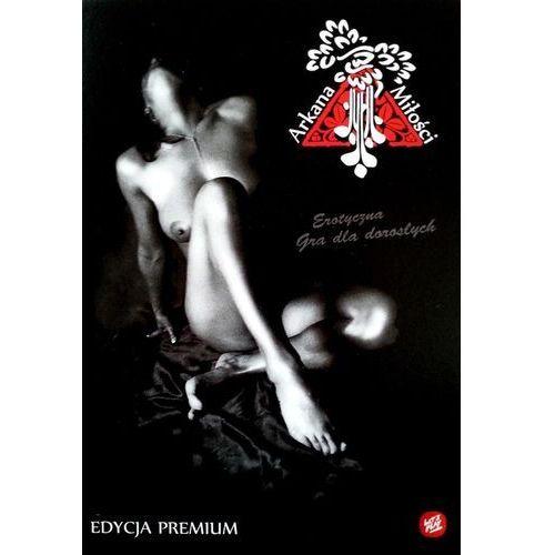 Arkana miłości. edycja premium marki Matuszak kamil, pronobis mateusz