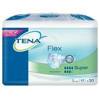 Pieluchomajtki Tena Flex Super L 30 szt SCA